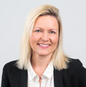 Berit Hustad Nilsen – Styremedlem