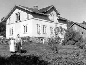 Brunstad Gård 1956
