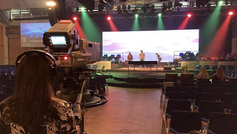 BrunstadTV-kurs på BCC PåskeCamp