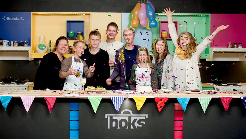 Teamet fra barneprogrammet «iBoks».