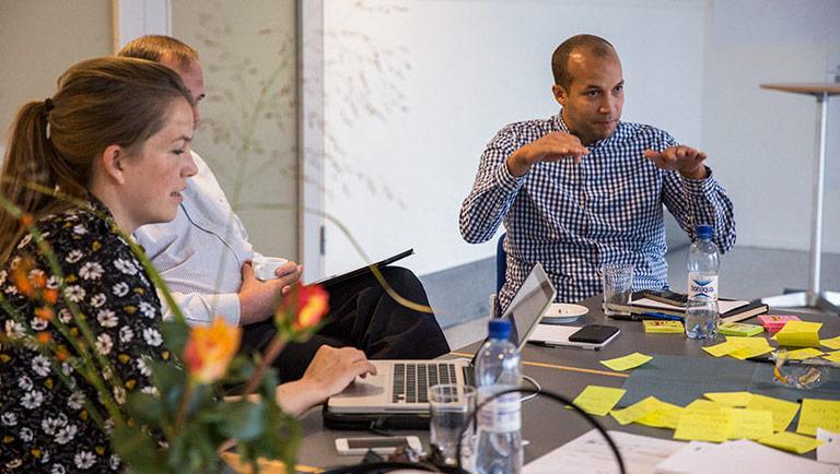 BCC deltok i fremtids-workshop på Oslofjord