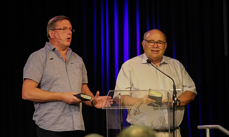 Sommerkonferanse i Sør-Afrika