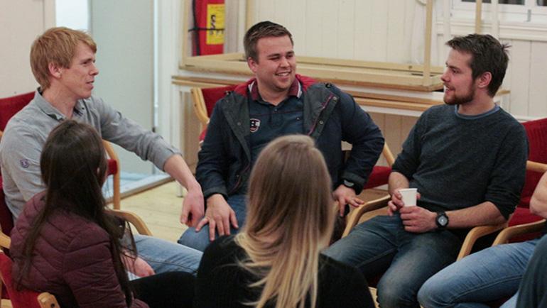 Workshop for ungdomsmentorer