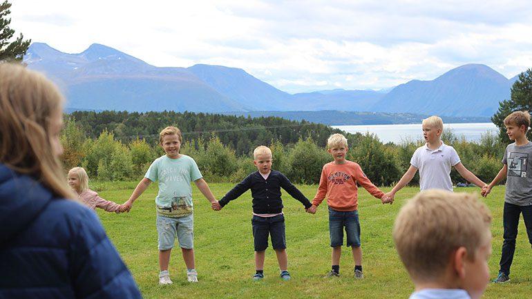 Klart for ny søndagsskolehøst i Molde
