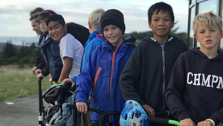 Aktivitetsklubben- et sted barna skal trives