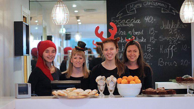 Julemesse og adventsstemning i Molde
