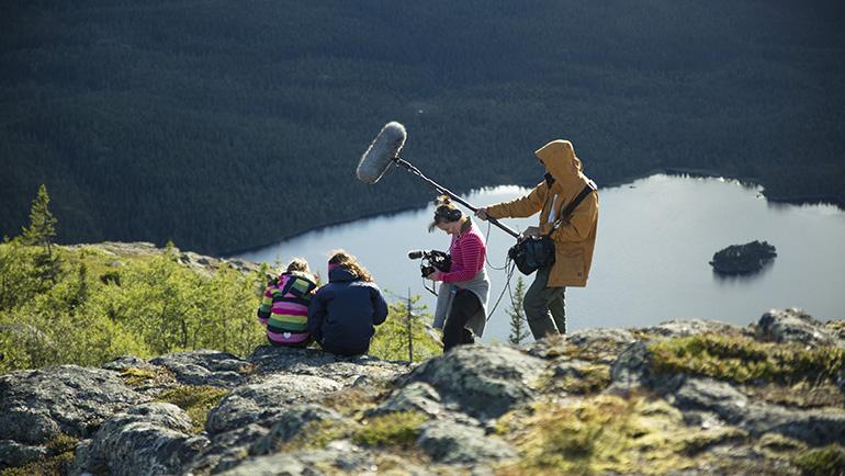 Hvordan produseres et TV-program hos BrunstadTV?