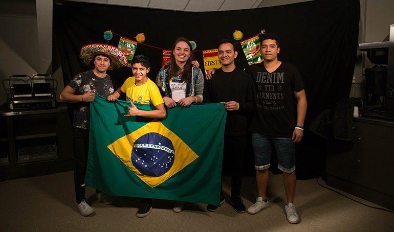 Latin-amerikansk kulturfest på Bibelskolen