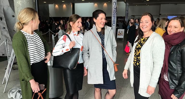 Hvorfor arrangerer BCC egen kvinnekonferanse?
