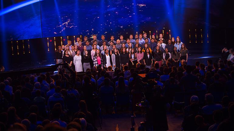 56 ungdommer fra Sør-Amerika tilbrakte påsken i Norge