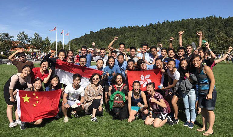 Internasjonale aktiviteter for ungdom under BCCs sommerkonferanser