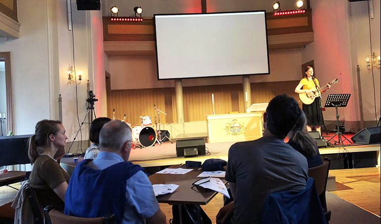 Hva gjør menighetene for å forberede seg på framtiden?