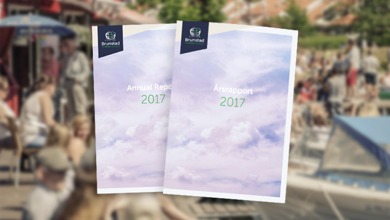 BCC's Annual Report for 2017 is Published