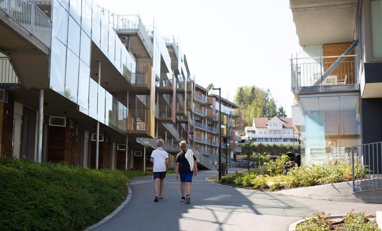 Plass til nye generasjoner på Brunstad