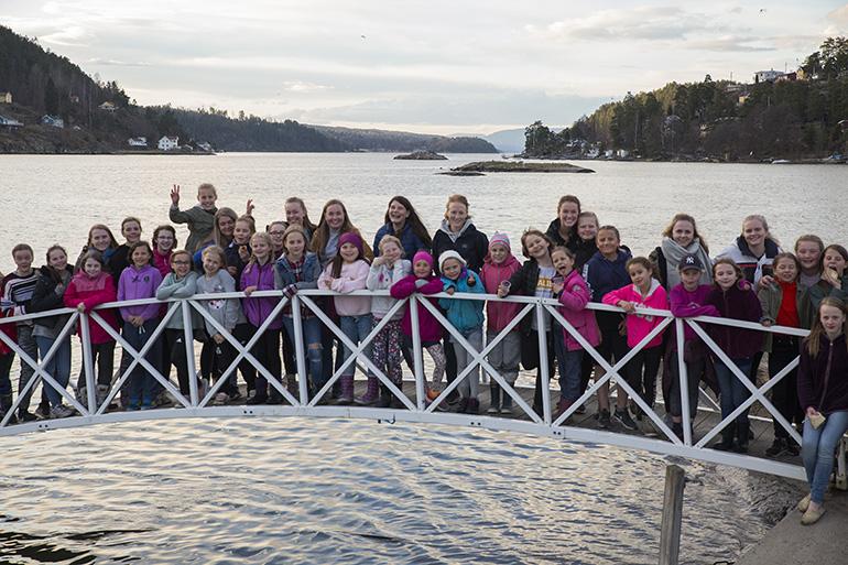 Aktivitetsklubben i Oslo/Follo satser nytt for barna