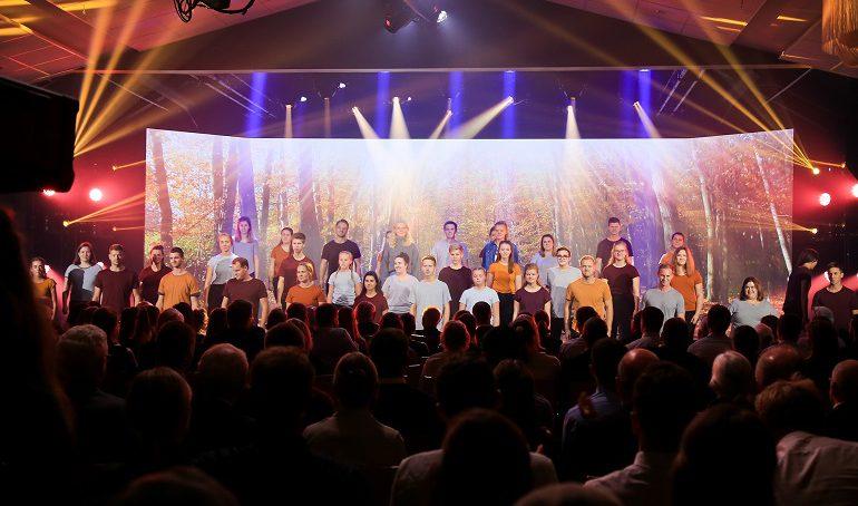 Misjonsfest i Hønefoss samlet BCC-medlemmer verden over