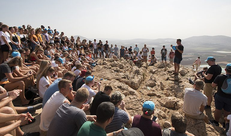 400 Norwegian young people travel to Israel