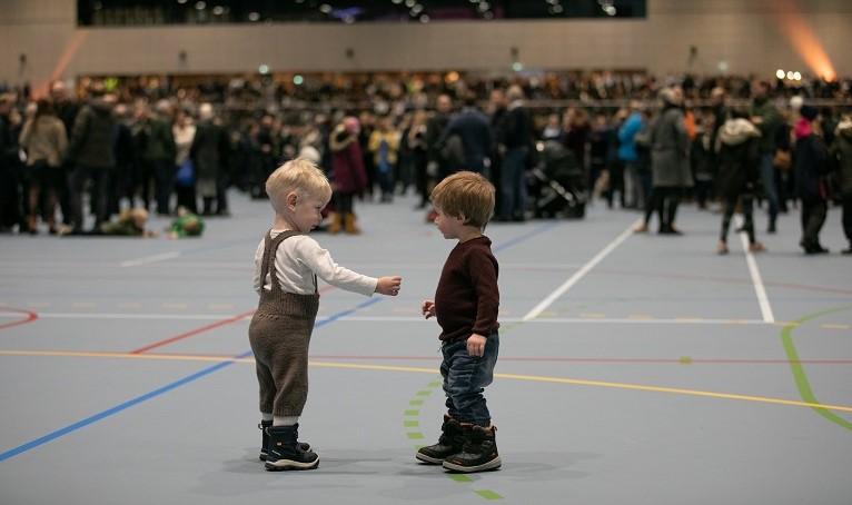 Barna er framtiden – her har vi plass til dem