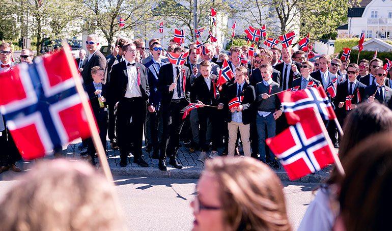 Gratulerer med dagen, Norge
