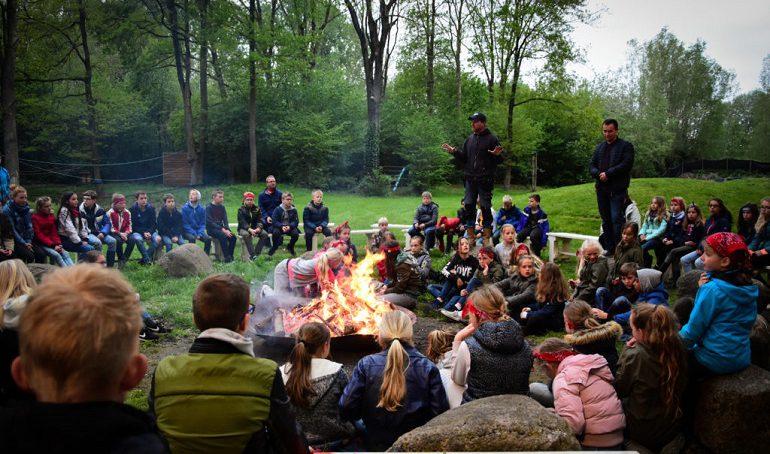 Maiuka i Nederland: stevne, aktiviteter og nye barneminner
