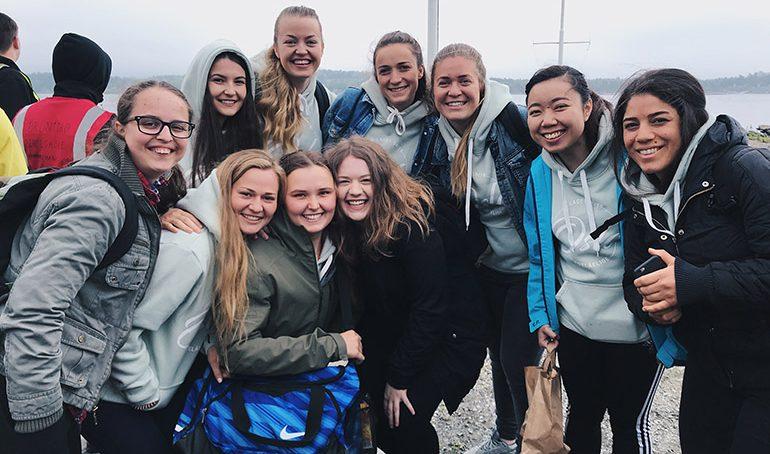 Tid for avskjed: 360 ungdommer reiser snart hjem