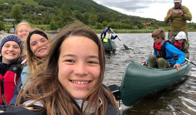 Sommerleir for 7. klassinger: Jeg er ung og verdifull