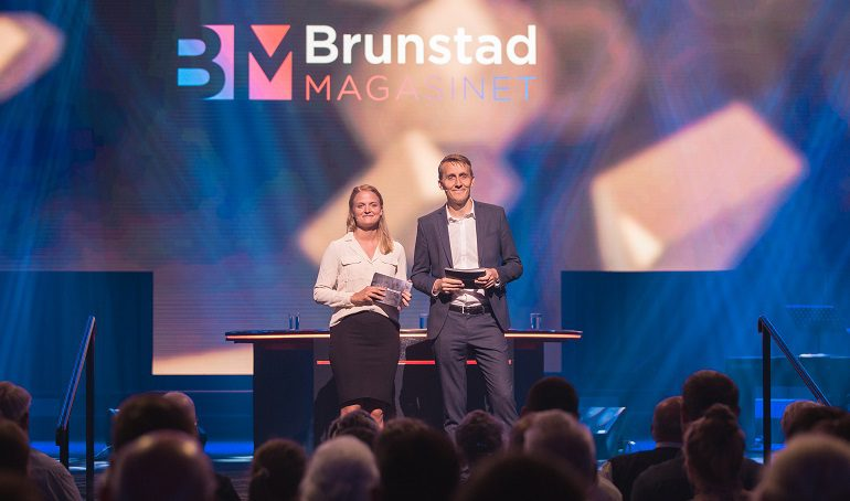 BrunstadMagasinet: Langsiktige planer og god informasjon
