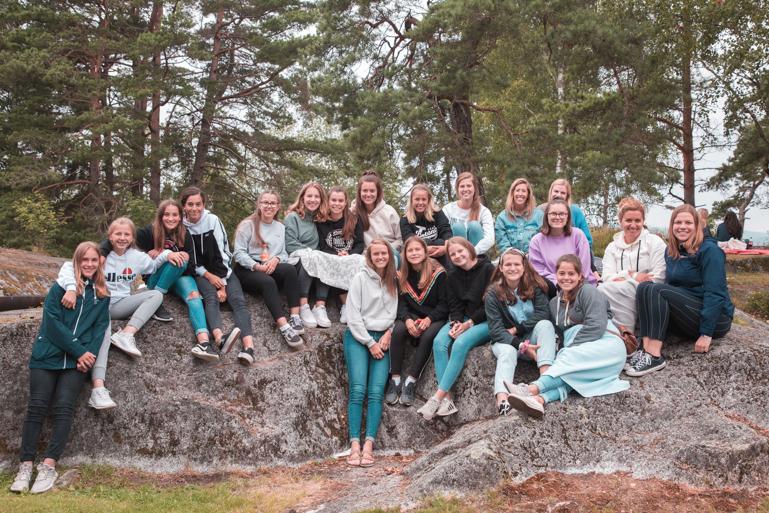Minner fra sommerstevnet: Fellesskap på Risøya