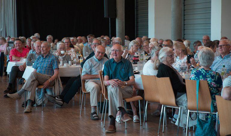Et rikt fellesskap, også i alderdommen
