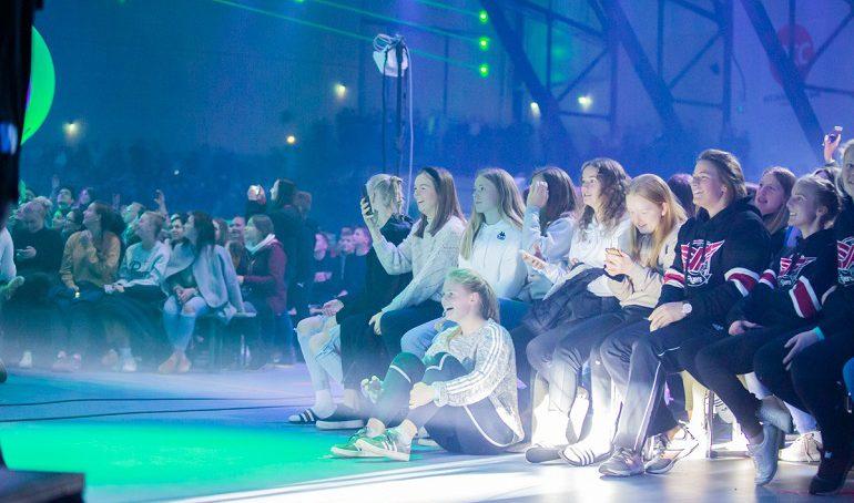 3.900 ungdommer samlet til høstcamp i Norge