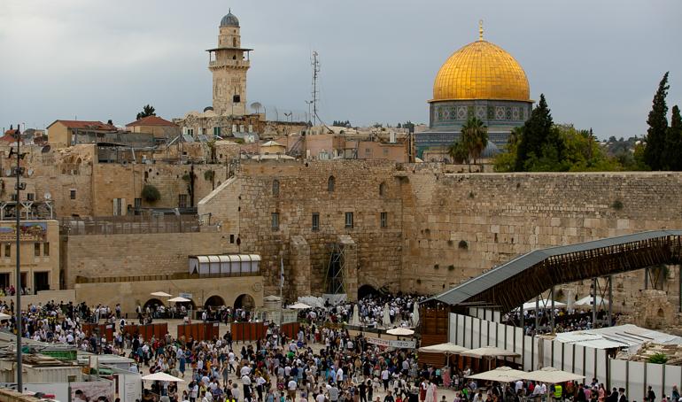 20 år med stevner i Israel