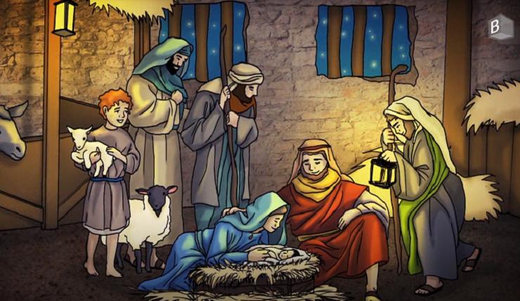 Julens budskap i animasjonsfilm for barn