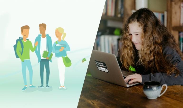 Trenger du digital informasjon til skoleoppgaver?