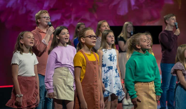 Fra barn til ungdom: Ny TV-serie for de eldste barna