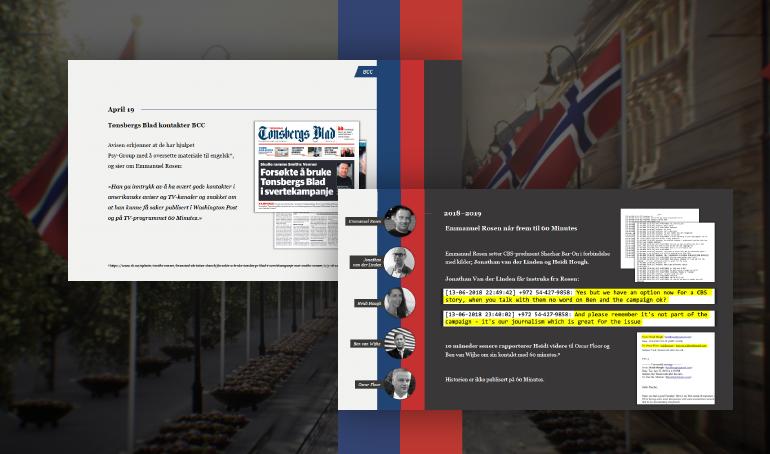 Se tidslinjen: 80 slides om prosessen med NRK