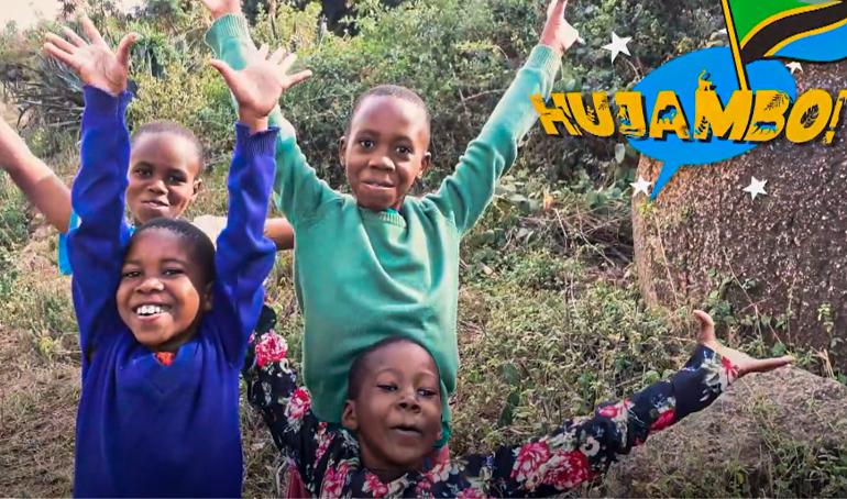 BCC Online med søndagsskole-TV fra Afrika