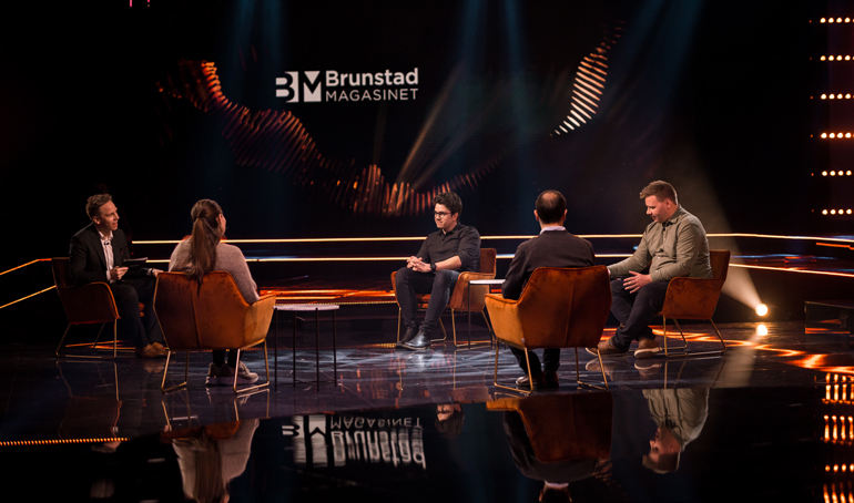 THE BRUNSTAD MAGAZINE: INFORMATION, ACTION AND INSPIRATION FOR CHURCH LIFE