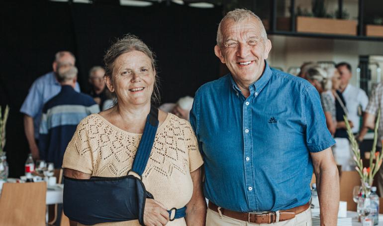 Seniorlunsj – Det første jeg meldte meg på