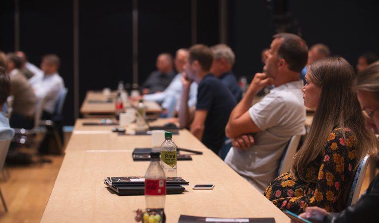 Sommerens representantskapsmøte i BCC