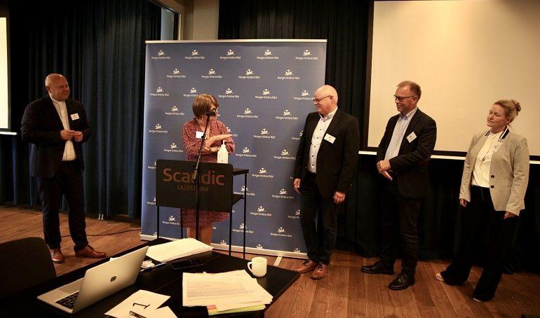 Stemte ja: BCC blir fullverdige medlemmer i Norges Kristne Råd