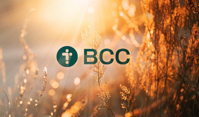 BCC fornyer sitt visuelle uttrykk